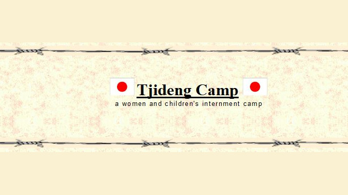 tjideng camp australian website