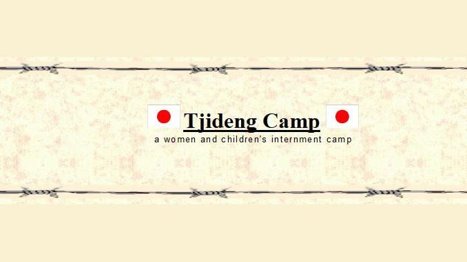 tjideng camp australian website